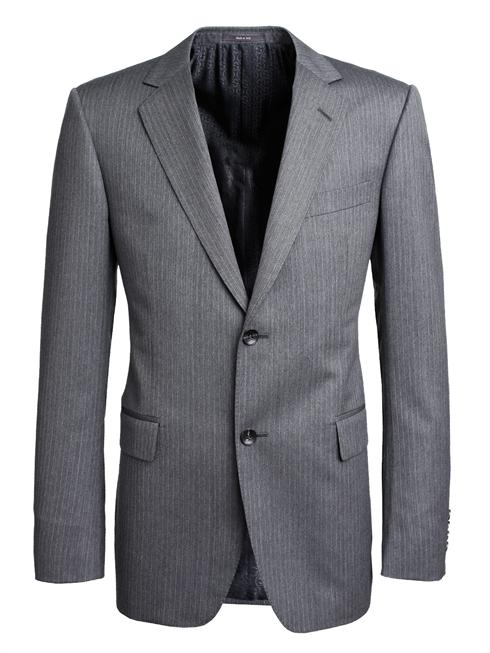 Gucci pinstriped grey Jacket