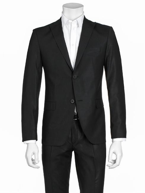 Cavalli Class pinstriped Suit