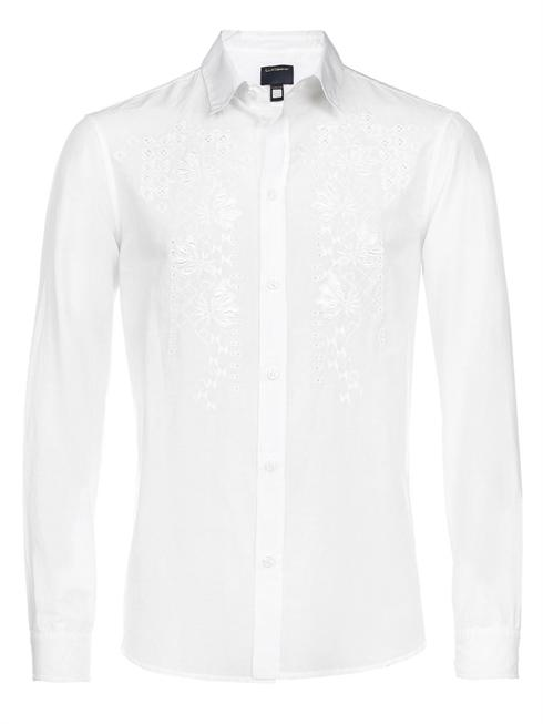 Cavalli Class white Shirt