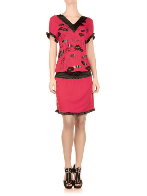 Roccobarocco red Dress