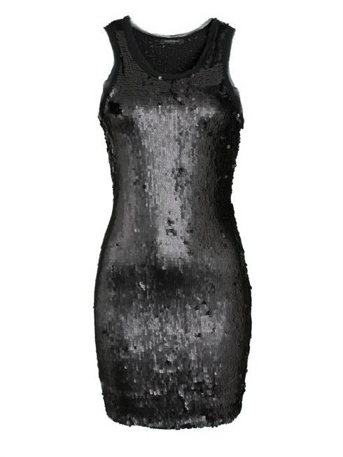 PLEIN SUD black Dress