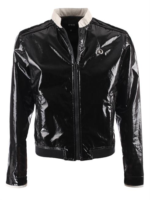 CNC black Jacket