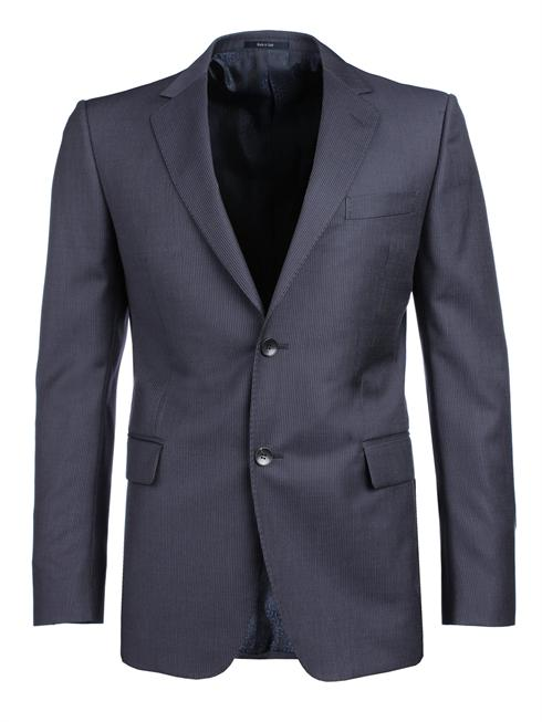 Gucci dark blue pinstriped Jacket