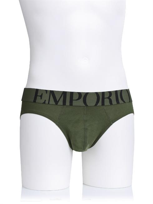 Emporio Armani military look Underwear