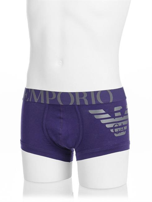 Emporio Armani purple Underwear
