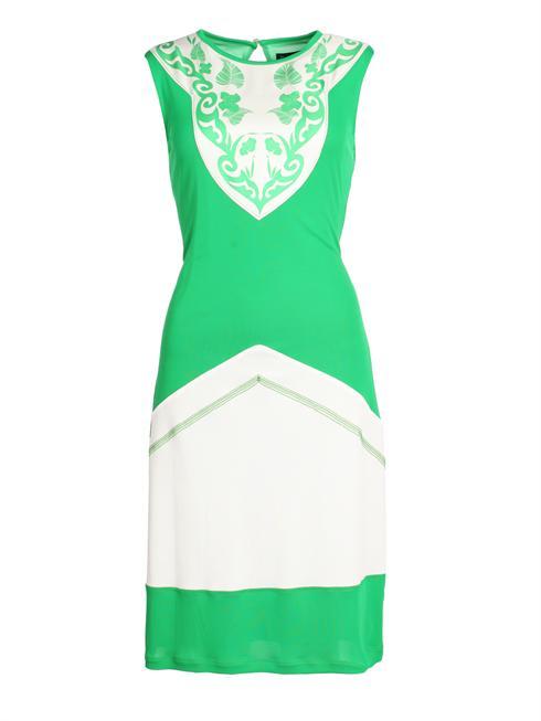 Roberto Cavalli green Dress