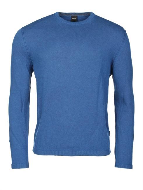 Hugo Boss blue Pullover