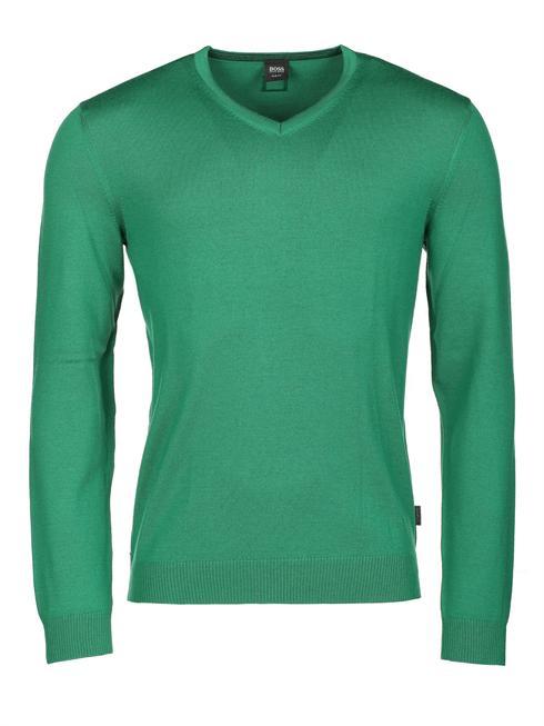 Hugo Boss green Pullover