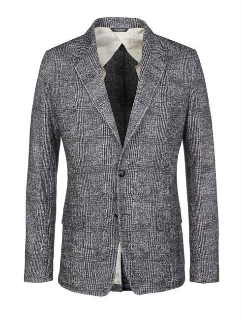 Dolce & Gabbana black/white Jacket