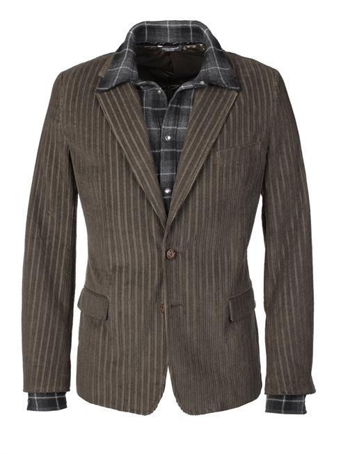 Dolce & Gabbana grey/brown Jacket