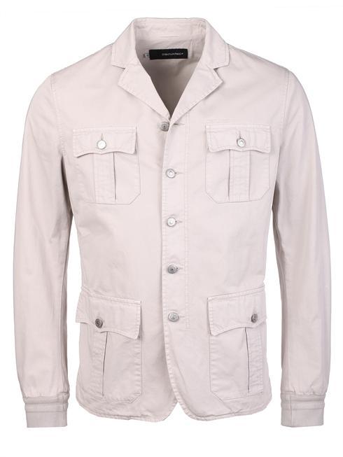 Dsquared beige Jacket