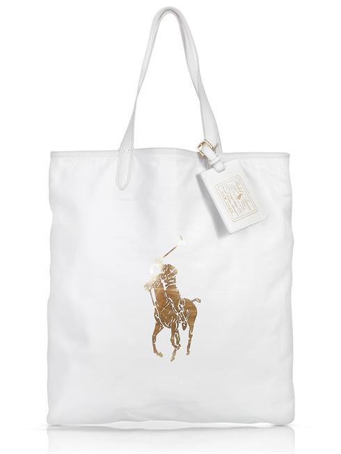 Ralph Lauren white Bag