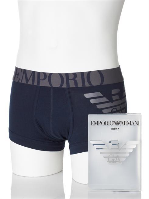Emporio Armani dark blue Underwear