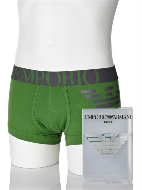 Emporio Armani green Underwear