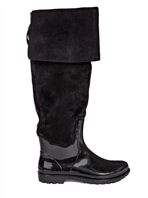 D&G black Boots