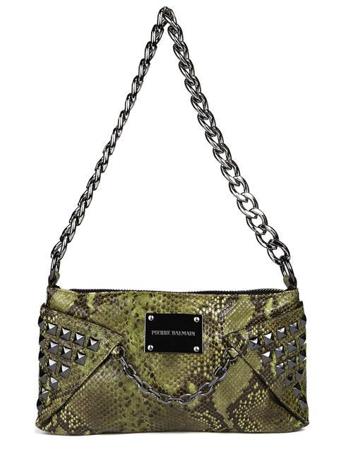 Balmain green Bag