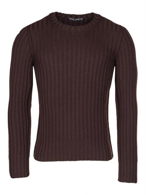 Dolce & Gabbana brown Pullover