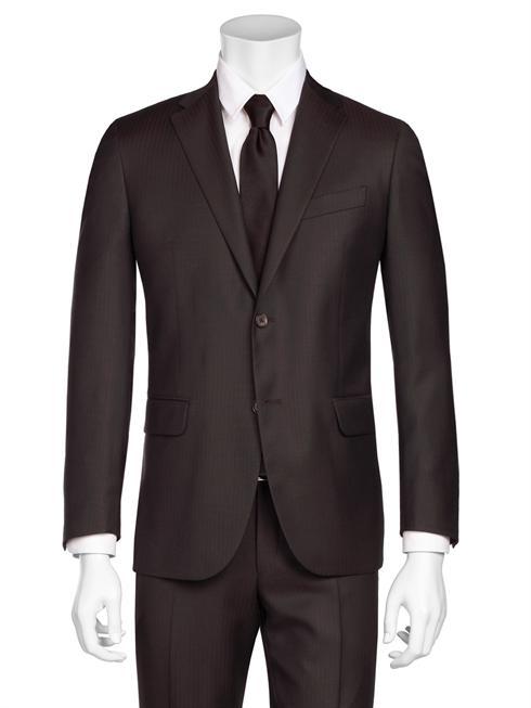 Corniliani dark brown Suit
