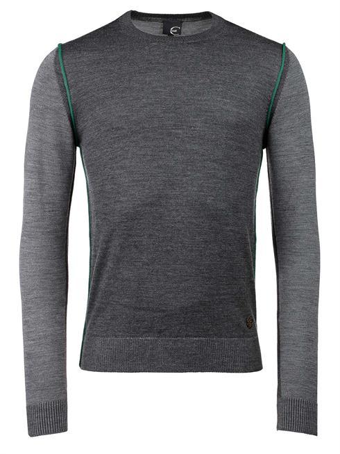 Just Cavalli grey Pullover