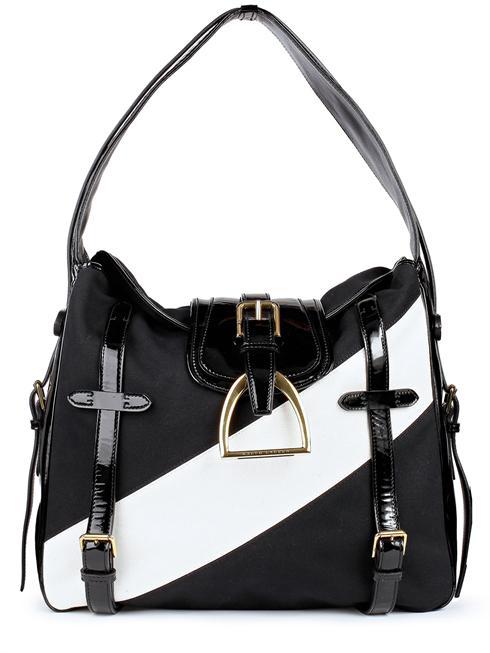 Ralph Lauren black and white Bag
