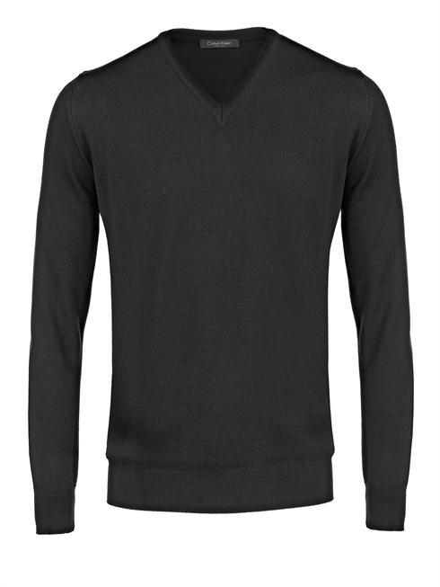 Calvin Klein dark grey Pullover