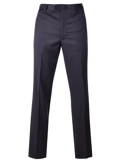 Tessuto Zegna dark blue Pants