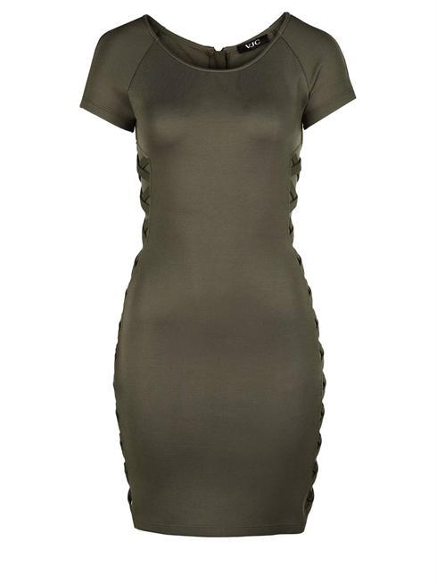 Versace Jeans Couture khaki Dress