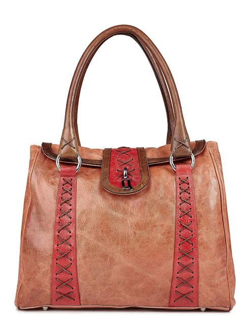 Galliano rusty brown Bag