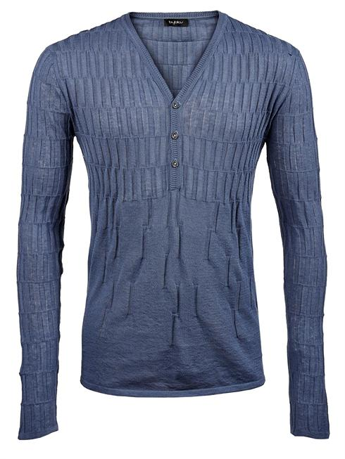 Byblos blue Pullover
