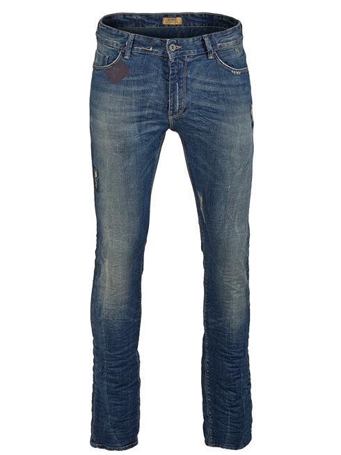 CNC blue Jeans