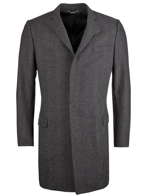 Dolce & Gabbana dark grey Coat