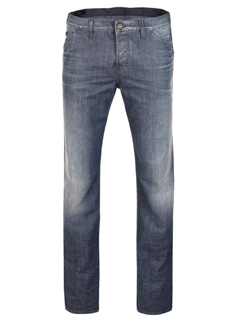 Gucci grey-blue Jeans