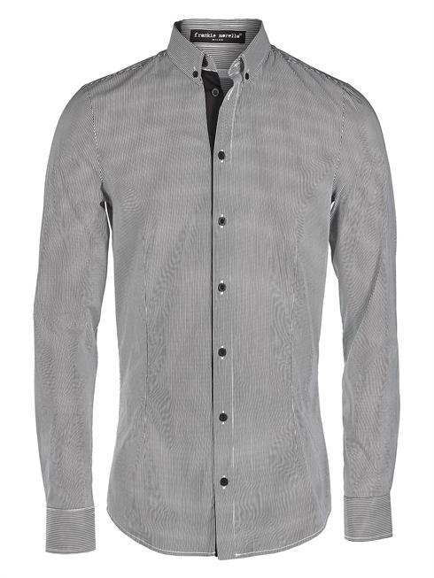 Frankie Morello striped Shirt