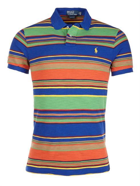 Ralph Lauren striped Polo T-Shirt