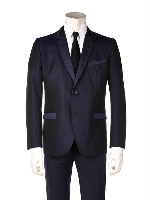 D&G dark blue Suit