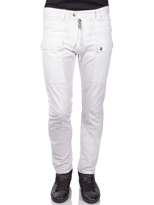 Dsquared white Pants