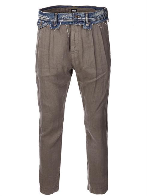 D&G grey-brown Pants