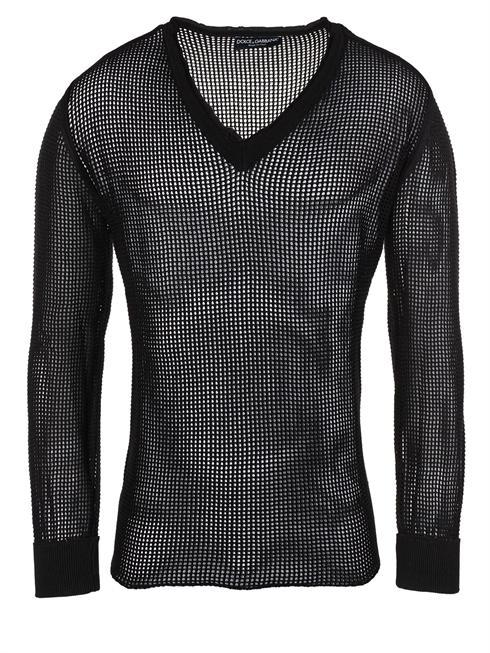 Dolce & Gabbana black Pullover