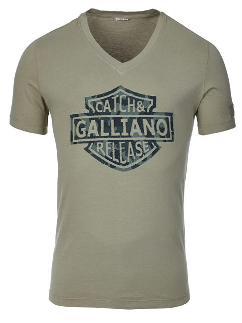 Galliano beige T-Shirt