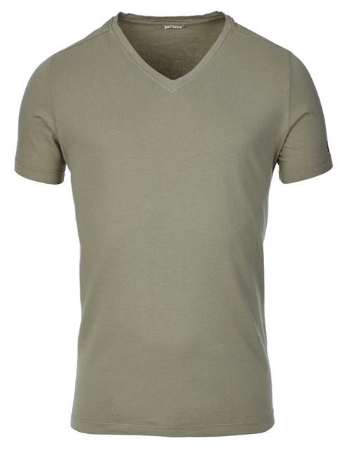 Galliano khaki T-Shirt