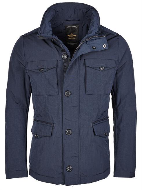 Dekker dark blue Jacket