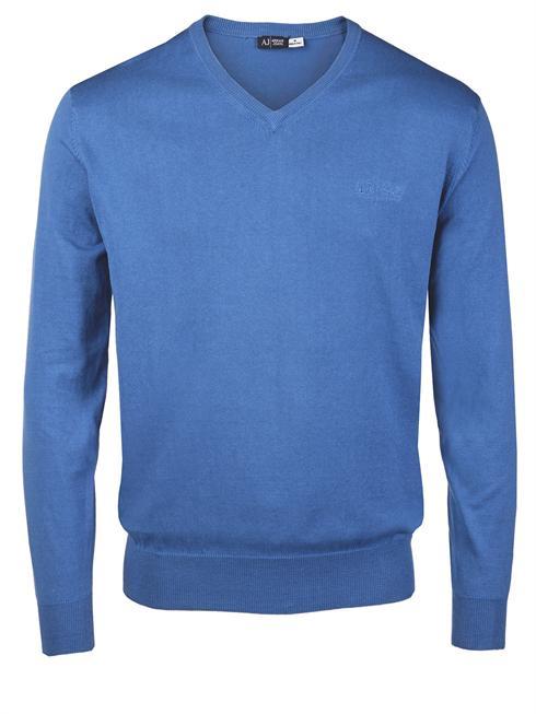 Armani light blue Pullover