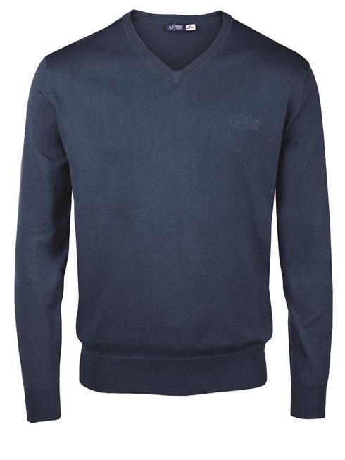 Armani blue Pullover