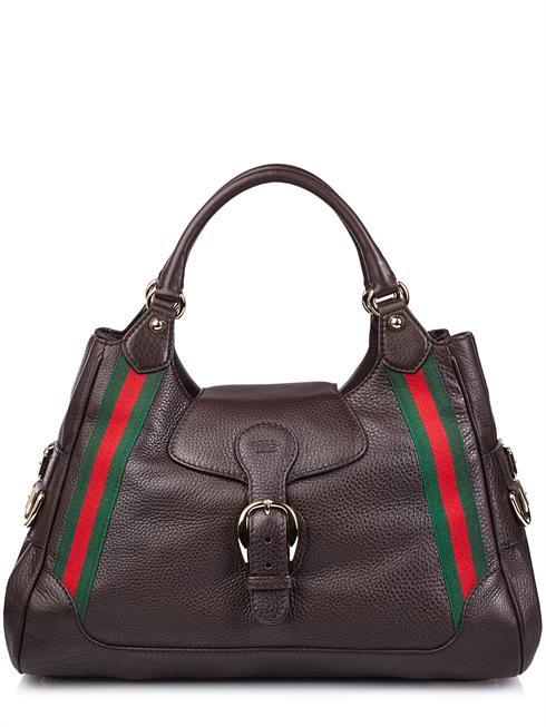 Gucci dark brown Bag