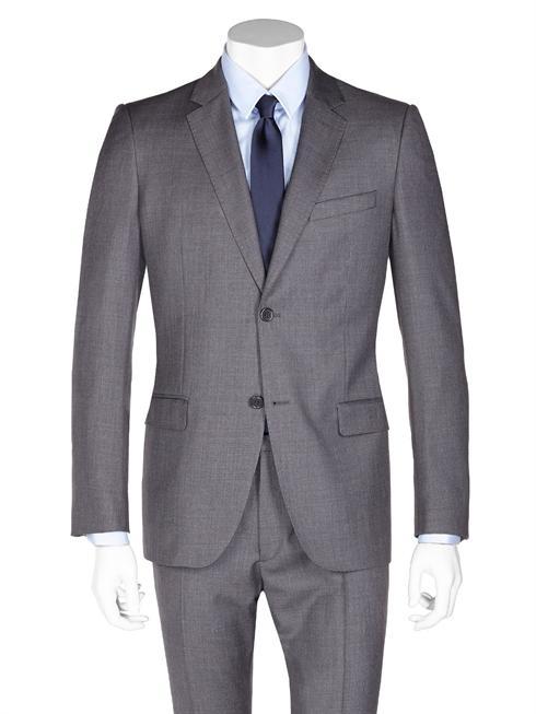Calvin Klein grey Suit