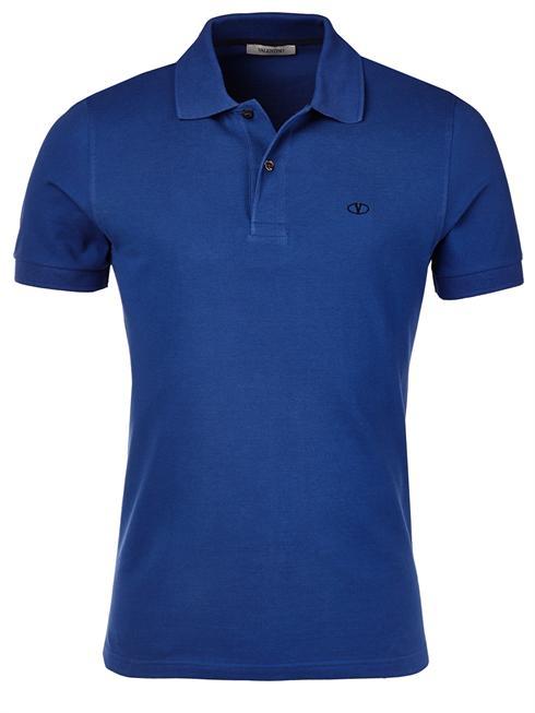 Valentino blue Polo T-Shirt