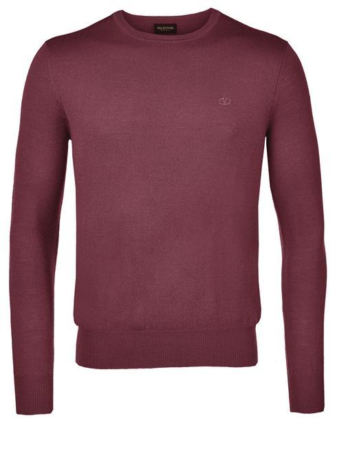Valentino burgundy Pullover