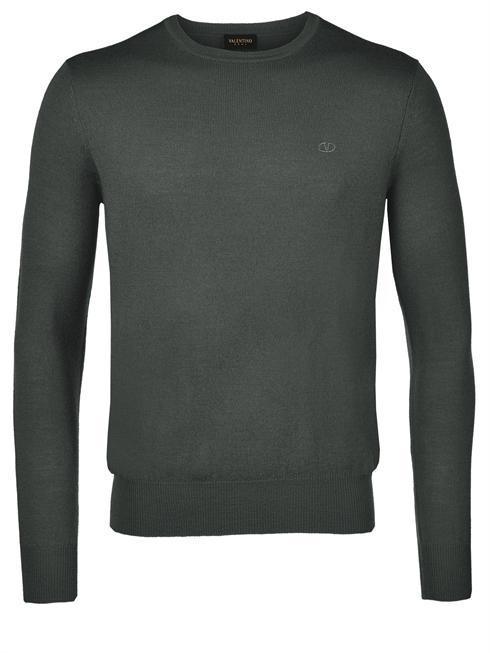 Valentino dark green Pullover