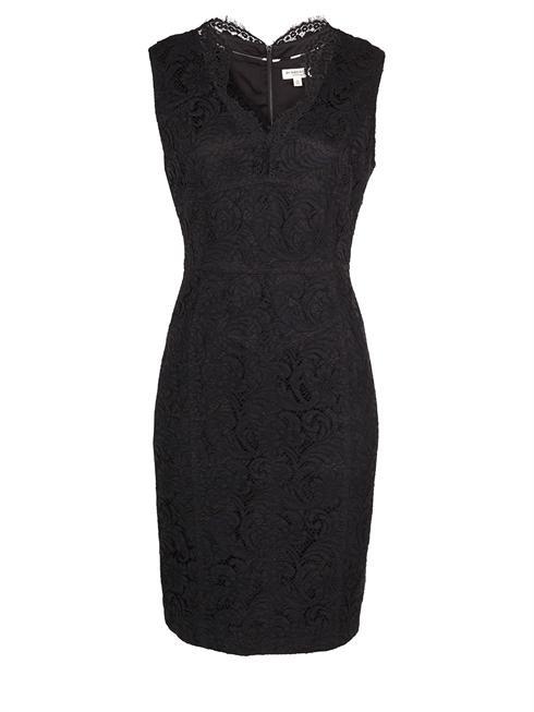 Burberry black sleeveless bodycon Dress