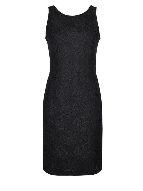 Burberry black sleeveless Dress